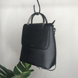 BCBG Elliot Backpack/ Faux Leather Backpack